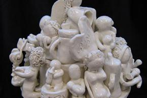 Clay children